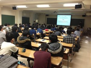 2012年度/卒業研究審査会/発表風景