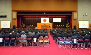 2014年度入学宣誓式