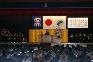 大阪工業大学 入学宣誓式